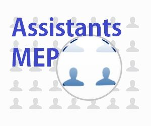Accredited assistant contact-list Europe